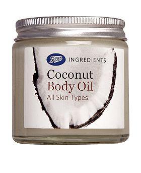 Кокосовое масло для волос BOOTS