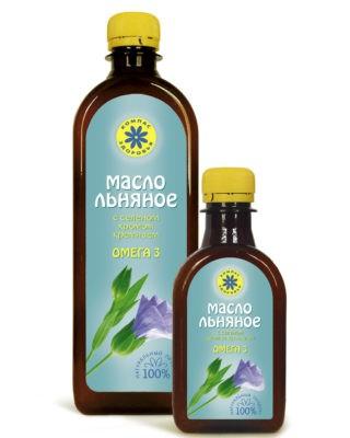 Льняное масло фото 2