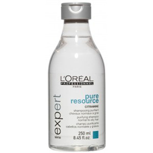 Шампунь Loreal Pure Resource для жирных волос