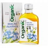 Льняное масло ORganic фото 4