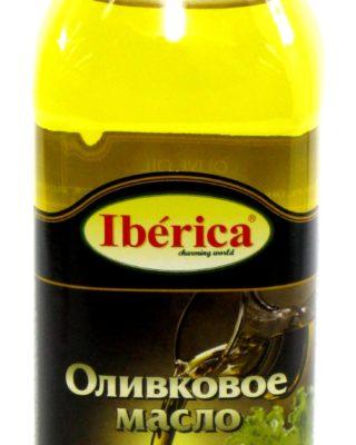Оливковое масло для волос Iberica