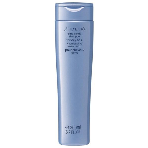 Шампунь Shiseido extra gentle для жирных волос