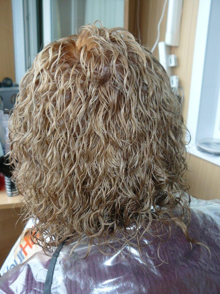 Эффект мокрых волос как делать