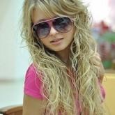 Частичный эффект мокрых волос