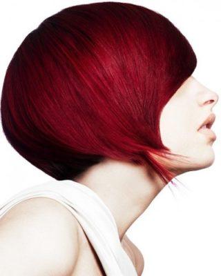 Идеальные укладка и цвет волос