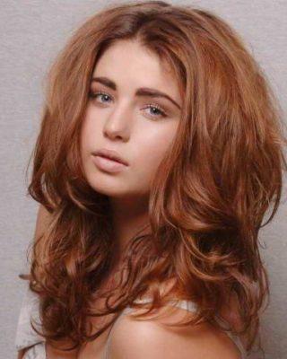 Объемные прически на длинные, средние, тонкие волосы