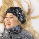 Зимой ваши волосы особенно уязвимы