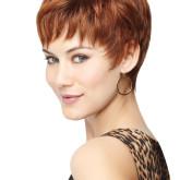 Короткие волосы - отличная альтернатива привычным локонам