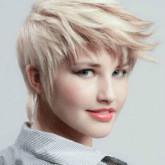 Не бойтесь экспериментировать с короткими волосами