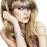 Стрижка шапочка на длинных волосах добавит укладке пикантности