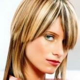 Гармоничное колорирование светлых волос
