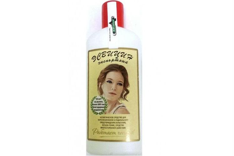 эсвицин для волос инструкция по применению