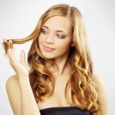 Здоровые и блестящие волосы - результат правильного ухода