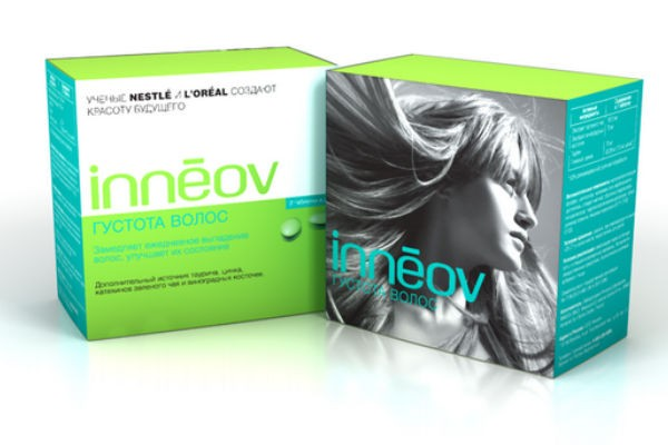 Inneov для густоты и блеска волос