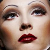 Изысканный макияж 30-х годов
