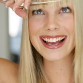 Отдайте предпочтение сухой стрижке волос