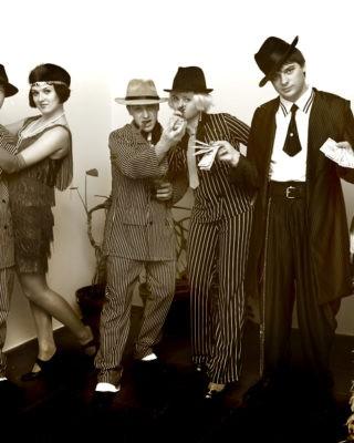 гангстеры чикаго фото 30-х годов