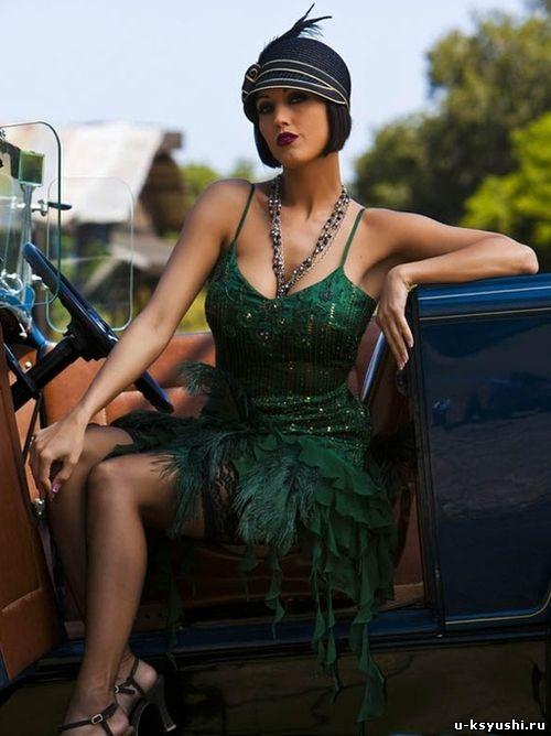 америка 30 х годов женская мода