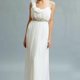 Неотразимый свадебный образ греческой богини