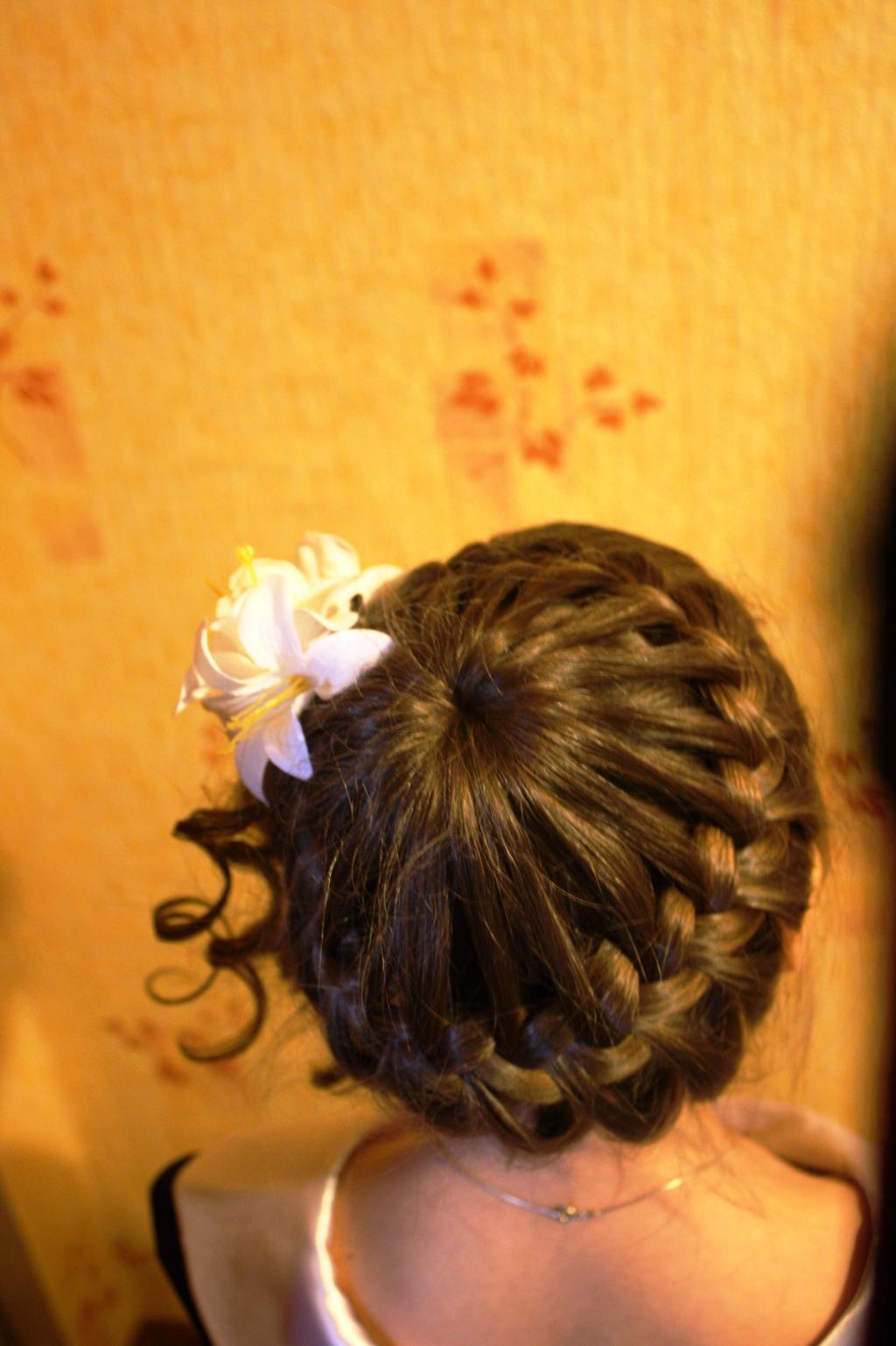 Детские прически короткие волосы на выпускной в детский сад