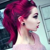 Оригинальный розово-лиловый цвет