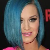Синие волосы Кетти Перри