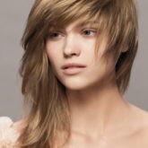 Интересный вариант для длинных волос