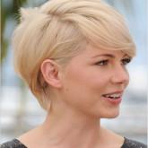 Объемный вариант для коротких волос