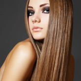 Кардинальная укладка для вьющихся волос