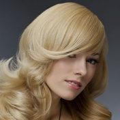 Укладки на волосы средней длины