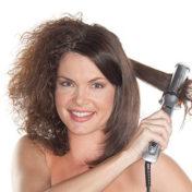 Укладка волос с Instyler