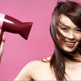 Фен - лучший способ высушить и подготовить волосы к укладке