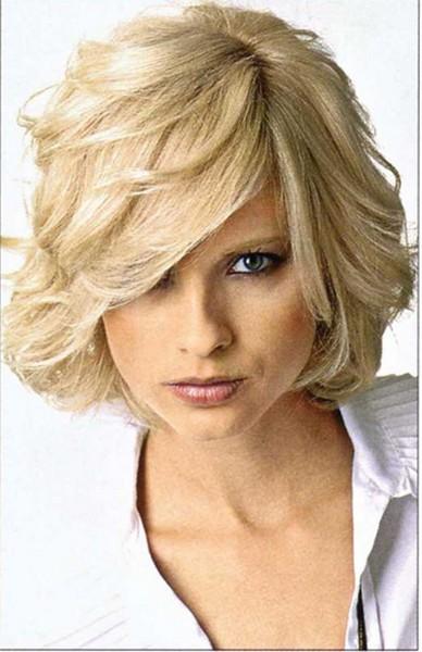 модные прически 2011для средних волос