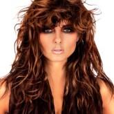 Итальянка на длинные вьющиеся волосы