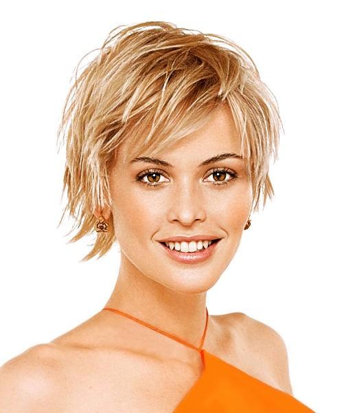 Стрижки для коротких волос без укладки для тонких волос