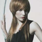 Мягкая укладка волос
