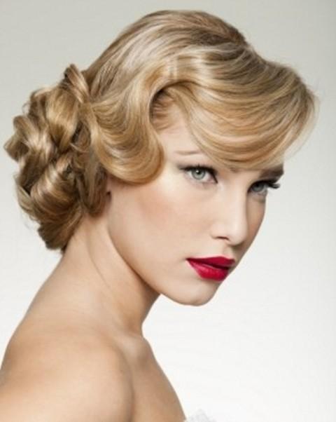 голливудские локоны волны на длинные средние и короткие волосы