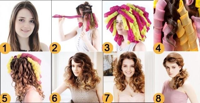 Термобигуди для волос