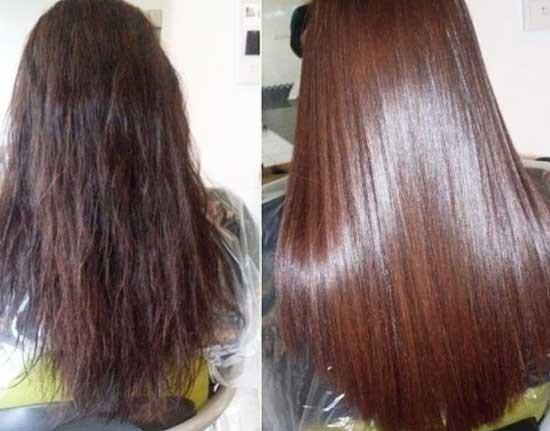 Отличие ламинирования волос от ламинирования