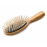 Деревянная массажная расческа