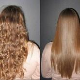 Красивые гладкие волосы