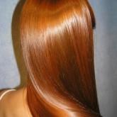 Шикарная игра цвета на волосах после ламинирования