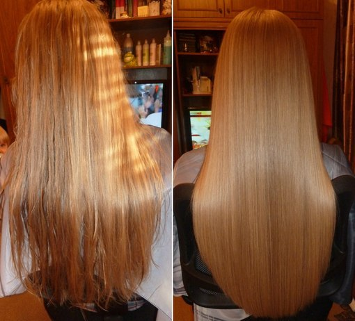 Как сделать ламинирование волос в домашних условия