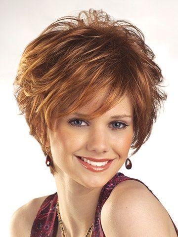 Объемные причёски на короткие волосы фото