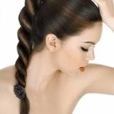 фото косы из жгутиков