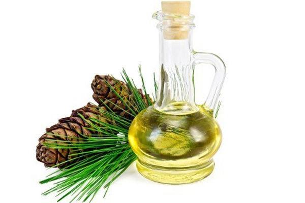 Кедровое масло для роста волос