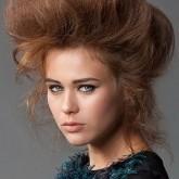 фото начеса на волосы