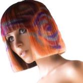 фото ярких волос