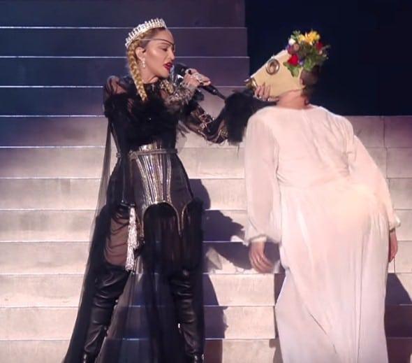 Мадонна. Евровидение 2019 год9