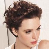 фото начеса на волосах